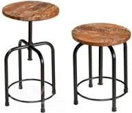 An exceptionally novel and unique bar stool that assumes the part of an embellishing and practical component in the house. This rural bar stool looks extremely regular, since it is made of recovered tropical wood. Bar Stools Uk, Unique Bar Stools, Rustic Bar Stools, Vintage Bar Stools, Bar Stool Chairs, Antique Furniture Stores, Antique Bar, Home And Garden Store, Chairs Online