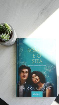 Si soarele e o stea - Nicola Yoon Nicola Yoon, Love Life, Psychology, Editorial, Dating, America, Books, Deporte, Psicologia