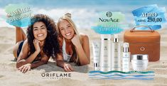Summer Giveaway με Δώρo τη Ρουτίνα Περιποίησης NovAge Bright Sublime με το Νεσεσέρ NovAge συνολικής αξίας 250,00€! Hair Beauty, Cute Hair