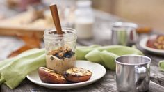 Grab a Mason jar breakfast for the easiest morning meal yet