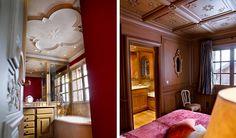 Christophe Tollemer Interior Design : Accueil > Réalisations > Résidences > Chalet d'Ecosse - Courchevel