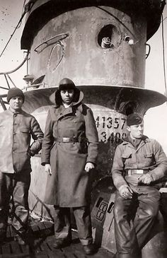 German submarine U-379 was a Type VIIC U-boat built for Nazi Germany's Kriegsmarine for service during World War II.she served under Kapitänleutnant Paul-Hugo Kettner. In 1 patrol she sank 2 merchant ships, for a total of 8,904 gross register tons . U-379 was spotted on the surface together with U-176   HMS Dianthus making a thorough ASDIC sweep for 9 hours but found nothing but finaly spotted U-379 again on the surface in the dark U-379 finally sank after being rammed four times.