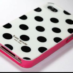 Kate Spade iPhone case. I had this exact one and it broke!