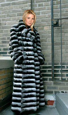 ... Fur on Pinterest   Chinchilla fur coat, Chinchilla fur and Mink coats