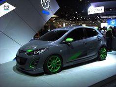 Mazda 2 1.6  Exclusive
