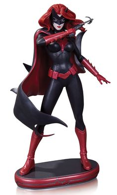 DC Comics Cover Girls Batwoman Statue $81.99
