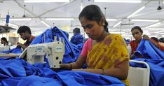 Coronavirus Pandemic impact on India's textile and apparel industry – Apparel and Textile Chinese Fabric, Protective Mask, Indian Attire, Work Shirts, Piece Of Clothing, Kids Wear, Blouses For Women, Work Wear, Knitwear