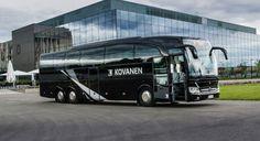 Mercedes-Benz Travego Edition 1 - Suomen ensimmäinen Euro 6 linja-auto Kovanen Yhtiöt Oy:lle - Ammattiautot.fi