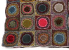 Sophie Digard crochet and velvet