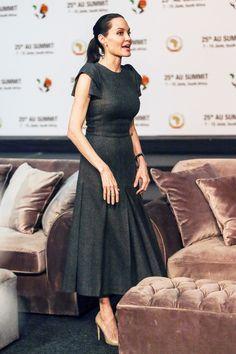 Angelina Jolie Style & Fashion – Photos & Outfits | British Vogue