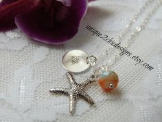 Hey, I found this really awesome Etsy listing at https://www.etsy.com/uk/listing/229825975/starfish-necklace-starfish-jewelry