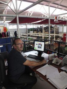 Miguel Ángel, Dirección de Producción.