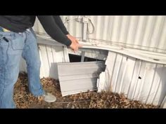 How to remodel paint a mobile home - YouTube                                                                                                                                                      More