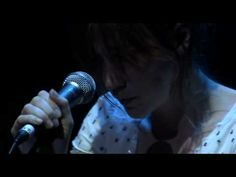 Beth Orton signing Sisters of Mercy
