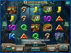 Genesis Gaming announced the release of a great new fast paced video slot game titled Dinosaur Adventure. The new slot features 5-reels and 1024 ways-to-win. Read more at http://blog.casinocashjourney.com/2015/08/03/dinosaur-adventure-slot-genesis-gaming/