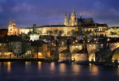 Prague Castle, Prague | Prague Castle; Best Enjoyed at a Distance
