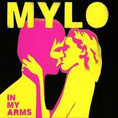 I just used Shazam to discover In My Arms by Mylo. http://shz.am/t40203338