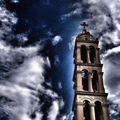 Look Up, Look Down Challenge: Week 65 Madrid City, Challenge Week, Looking Up, Night Time, Notre Dame, Challenges
