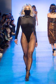 Laquan Smith at New York Fashion Week Fall 2018 - Runway Photos