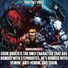 If you could, which Symbiote would you bond with?