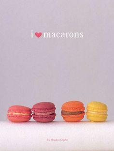I Love Macarons by Hisako Ogita – BRIARWOOD