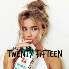 NOT VERY OBSESSED: FAVOURITES | TWENTY FIFTEEN
