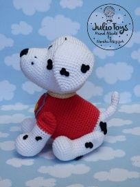 Dalmatian like Marshall from the Paw Patrol - Julio Toys ...