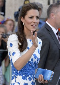 Kate Middleton And Prince William Tour Australia And New Zealand