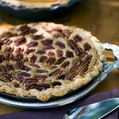 Trisha Yearwood's Pecan Pie #recipe
