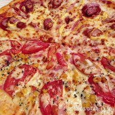 .@ogu_ogu   130804 ピザハット 小平店 #ピザ #ピザハット #pizza #pizzahut #foodporn #insta...   Webstagram - the best Instagram viewer