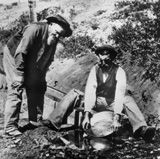 Panning for Gold - How to Gold Pan
