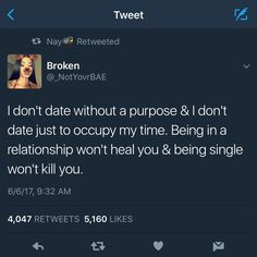 Exactly. Doesn't mean I'll marry a person just because I date them. But, I'm sure not dating someone I know I'd never marry.