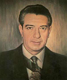 Adolfo López Mateos, presidente de México del 1 de diciembre de 1958 al 30 de noviembre de 1964
