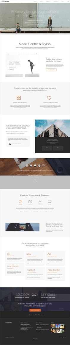 Foundery is modern and unique #design responsive #Drupal 8 theme for stunning #corporate websites with 18+ multipurpose niche homepage layouts download now➩ https://themeforest.net/item/foundry-multipurpose-drupal-8-theme/19438489?ref=Datasata