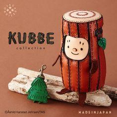 ノルウェー生まれのキャラクターブランド「KUBBE(キュッパ)」とのコラボアイテムがリリース! / OJAGA DESIGN || MADE IN JAPAN