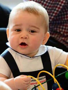 Pictures of Prince George - Royal Baby Pictures - Good Housekeeping