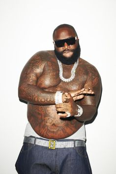 Rick Ross Rolling Stone