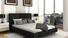 Modern Black And White Bedroom Design Ideas   Interior Design   When You  Use Black And White Color For Your Interior Design, Then You Can Create An  Awesome ...