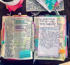 Bible Notes, My Bible, Bible Art, Bible Study Journal, Scripture Study, Bible Verses Quotes, Bible Scriptures, Bibel Journal, Bible Doodling
