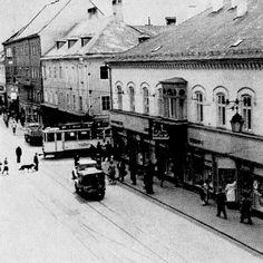 Mozartkreuzung Street View, Image, Linz, Historical Pictures