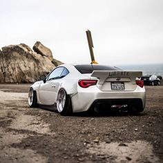"""1,892 Likes, 2 Comments - Rocket Bunny 86 (@its_cris_duude) on Instagram: """"Throwback with @bazaluis #Rawdriving #Frs #Rocketbunny #Malibu"""""""