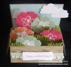 Flower Box Card