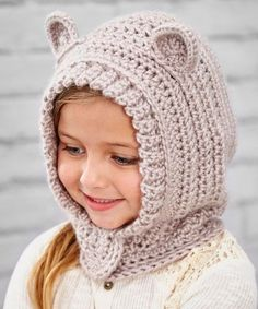 Happy HoodieThis crochet pattern is available as a free download... Download Pattern: Happy Hoodie