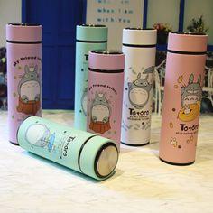 Totoro Thermos Vacuum Bottle  FREE Shipping Tag a friend who would love this! Active link in BIO #totoro #japan #ghibli #cosplay #anime #japanstyle #CastleintheSky #MyNeighborTotoro #KikiDeliveryService #SpiritedAway #HowlsMovingCastle #TalesfromEarthsea #Ponyo #TheWindRises #WhenMarnieWasThere #HayaoMiyazaki #Miyazaki #Hayao #JoeHisaishi #Hisaishi #studioghibli #childhoodmemories #bestmemories #bestanime #bestmovie #japanmovie