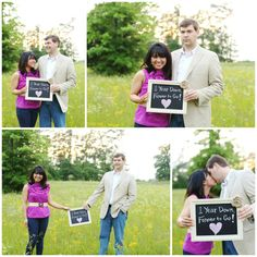 Our one year anniversary pictures with JWoodbery Photography! :)