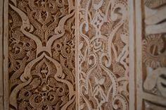 Palais de l'Alhambra - Grenade, Andalousie (Espagne)