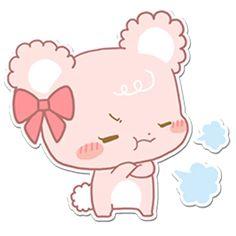 Sugar Cubs · Telegram Talk - Stickers