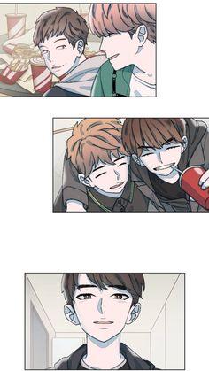 Save Me - Webtoon (Español) Jimin Jungkook, Bts Bangtan Boy, Namjoon, Seokjin, Hoseok, Taehyung, I Need You Love, Webtoon Comics, Army Love