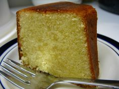 Pound Cake Recipes From Scratch | from scratch i have finally found the perfect pound cake recipe and of ...