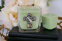 Sage & Citrus... Earthy sage and citrus is amazing! Email sccandles@att.net
